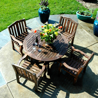 Decks and Garden Spaces